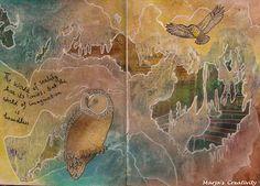 Marja's Creativity (paintings, art journals etc): Zoekresultaten voor Dylusions