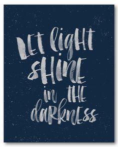 Let Light Shine