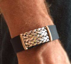 Fitbit Cover Charge and Flex bling for by StyleForMilesJewelry