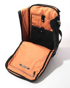 QWSTION - Backpack in Organic Jet Black - Review by Tokyo Life - built in laptop compartment, water resistant, hidden Iphone pocket #questionthenorm