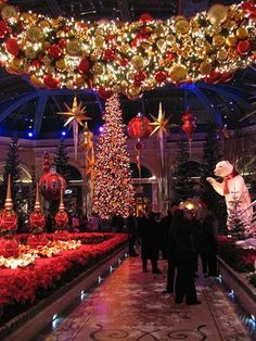 Christmas in Las Vegas Things to do in Christmas
