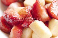 My new #stock #photo @fotolia #strawberry and #apple