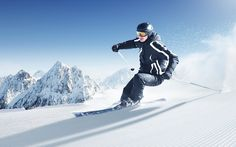 Excellent Outdoor Skiing for you.