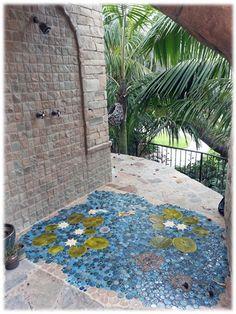 Decorative ceramic tile, custom hand made tile -- Tiles with Style, a decorative ceramic tile studio specializing in custom hand made tiles, is well known for its quality craftsmanship, elegant designs, and custom colorations.