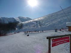 Les pistes de ski de St Sorlin