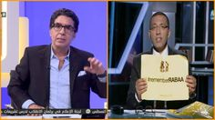 "شاهد ما قاله ""محمد ناصر"" بعد وصول طرد ""رابعة ستوري"" للإعلامي خالد صلاح !"