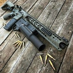 Warsport LVOA-C {.223/5.56mm} Exotic Firearms Nemesis {37mm}
