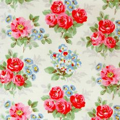 Floral Fabric⊰❀ 500×500)