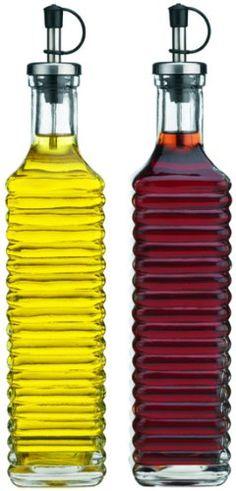Storage Essentials Ribbed Glass Oil and Vinegar Cruet, Set of 2 Home Essentials & Beyond http://www.amazon.com/dp/B0038JUW0I/ref=cm_sw_r_pi_dp_v92Dub1HZ5CQP