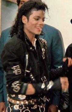 michael's cute smile photo by skardiekat