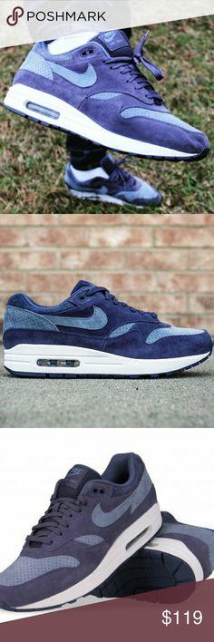 size 40 86d88 e72c9  NIKE AIR MAX 1 PREMIUM Sneakers NIB NIKE AIR MAX 1 PREMIUM 875844 501in  Neutral