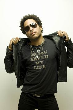 No your name is not Lenny Kravitz, you are not a rock star, you are Cinna. Only Cinna.