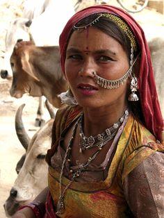 Gypsy Woman.
