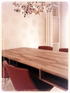 Design meubel klant Interstar