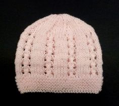 """This is a very sweet little baby hat Bella means beautiful ......Bella Baby Hat  Bella Baby Hat 0- 3 months Size: Width: ~ 6 """" (15.25cm) 12"""" (30.5cm) all around Height:"""