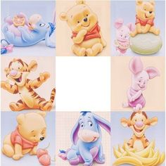 Good winnie the pooh and friends kids canvas http canvaskings weebly kids html Home Decor kids tv art Pinterest Kids canvas and Pooh bear