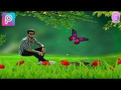 Awesome Nature Pic Editing | Picsart Photo Editing Tutorial / Picsart Editing Alone Boy Manipulation