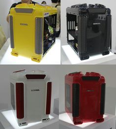 DeepCool Unveils New Color Options For Steam Castle Case | Computer Hardware Reviews - ThinkComputers.org