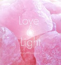 Every thought of love and light that we hold raises the energy vibration within us and on the planet. Thanks for sharing the love and light! ♥ Art by RobynNola.com