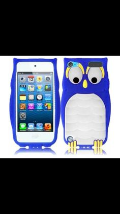 I know if you all love the owl iPod case! I take requests on cases. So do you like animal, bling, bow, etc. just let me know and I can post some. Send me some requests!
