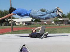 Gravity Leap