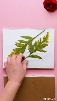 Diy Home Crafts, Diy Arts And Crafts, Fun Crafts, Preserved Roses, Apps For Girls, Do It Yourself Baby, Pressed Flower Art, Flower Crafts, Dried Flowers