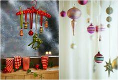 Espaço Taila Cristina: Dicas de Decoração no Natal