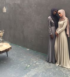 INAYAH | Our ready to wear evening collection is now online! Vintage Cream Embroidered Dress & the Metallic Evening Dress www.inayah.co