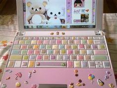 Find images and videos about cute, pink and kawaii on We Heart It - the app to get lost in what you love. Desu Desu, Kawaii Room, Kawaii Cute, Kawaii Stuff, Kawaii Things, Rilakkuma, All Things Cute, Retro Aesthetic, Pretty Pastel