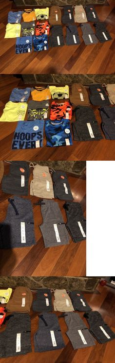 Mixed Items and Lots 15620: Lot Of New Boys Summer Clothes-Size 5 -> BUY IT NOW ONLY: $95 on eBay!