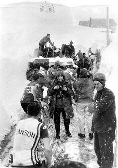 Holy crap! The Stelvio Pass, Giro 1965.