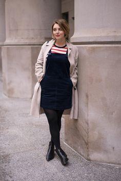 YSL Rouge Pur Couture 'Lipstick Wardrobe' - Estée Lalonde