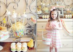 Easter Dessert Table Ideas