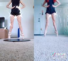 Ballet Dance Videos, Dance Tips, Dance Choreography Videos, Ballet Dancers, Ballerina Workout, Dancer Workout, Gymnastics Videos, Gymnastics Workout, Flexibility Dance