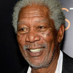 Morgan Freeman.   33 Before And After Photos That Prove Good Teeth Can Change Your Entire Face . . . After