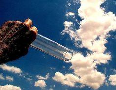 Creatividad con nubes.