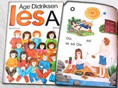 Flere som lærte å lese fra denne bok på 80-tallet?