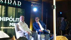 Expresidente Hipólito Mejía presenta a Eddy Olivares como su vocero oficial