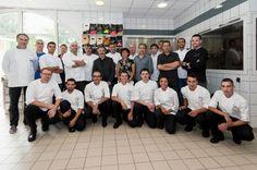 Concours Photo Pâtisserie 2013 - Les Coulisses