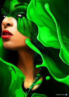 ICI: Fashionise Colour - The Mask