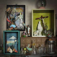 Dioramas Sandrine Bron