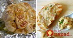 Zdravá a taká chutná: Nátierka z pečeného cesnaku, ktorej sa nebudete vedieť dojesť! Baked Potato, Breakfast Recipes, Potatoes, Ale, Dinner, Baking, Ethnic Recipes, Food, Dining