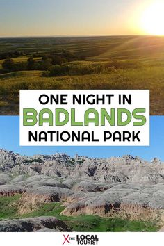 What's it like to spend one night in Badlands National Park? We camped in Sage Creek Campground, surrounded by bison and prairie dogs. Find out more about this magical place. Usa Travel Guide, Travel Usa, Travel Tips, Travel Ideas, Travel Photos, Badlands National Park, Us National Parks, Nationalparks Usa, Prairie Dogs