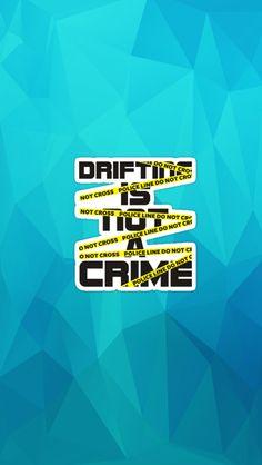 drifting, drift street, sticker, jdm, logo