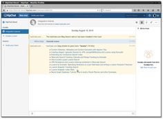 Blog article search results in a HipChat room