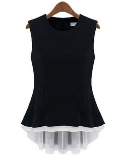 Delicate Round Neck Chiffon Assorted Color Casual-t-shirt Casual T-shirts  from 23bf0dd73f3