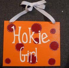 Hokie Girl