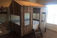 Pallet Bed or Kids Playhouse