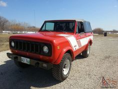 international scout | International Harvester : Scout RALLY II for sale