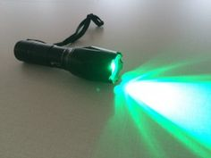 This military grade flashlight is the brightest flashlight I have ever used. It's bright enough to illuminate an entire forest.